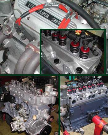 OHVエンジン